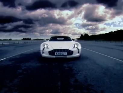 [Vidéo] Un peu d'Aston Martin One 77 en plus, ça ne se refuse pas