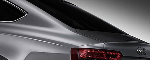 Future Audi A5 Sportback : la berline à hayon d'Ingolstadt se dévoile doucement