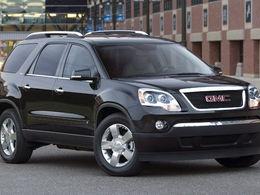 GM rappelle 52 000 SUV de plus