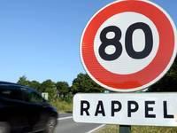 """Résultats de """"l'expérience"""" 80 km/h : le Comité indépendant d'évaluation reste plus que sceptique"""