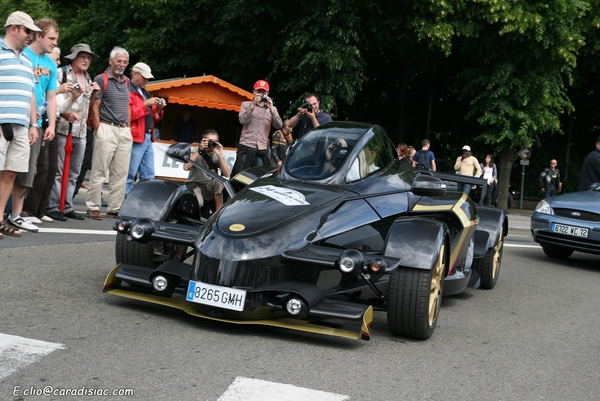 Photos du jour : Tramontana R