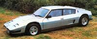 Argyll Turbo GT: la méconnue du jour