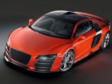 Future hypercar Audi: mieux qu'une McLaren P1!