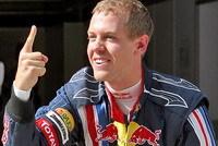 F1-GP de Grande-Bretagne: Hat trick pour Vettel !