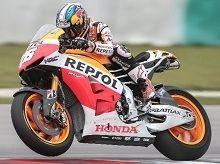 Moto GP - Test Sepang: Pedrosa et Lorenzo se détachent et ça se resserre en bas