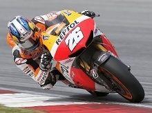 Moto GP - Test Sepang: Dani Pedrosa est à la fois rapide et studieux