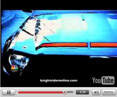 Vidéo: New KITT est une auto crédible !