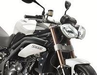 Triumph 1050 Speed Triple 2011 : Tous les accessoires officiels et tous les tarifs