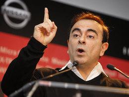 13.3 millions d'euros de revenu annuel 2011 pour Carlos Ghosn