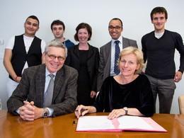 Brèves de l'éco - Renault s'engage pour l'égalité des chances dans l'éducation...