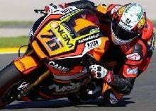 Moto GP – Tests Valence: Lori Baz s'est mouillé