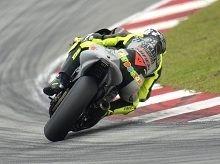 Moto GP - Test Sepang: Valentino Rossi est heureux de pouvoir à nouveau aller boire une bière après le boulot
