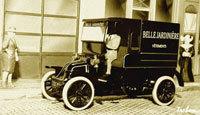 Miniature : 1/43ème - RENAULT fourgonnette  de 1910