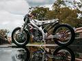 Un préparateur australien transforme une Honda CRF450X en moto de ville