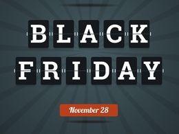 Journées roses pour les ventes lors du black friday aux Etats-Unis