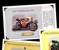 Kawasaki: l'Histoire à la carte