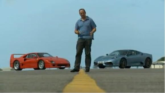 [Vidéo] Ferrari F40 et 430 Scuderia, l'autre rencontre