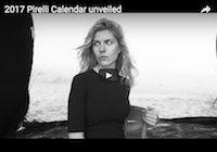 "Pirelli: le Cal 2017 ""unveiled"" (vidéo)"