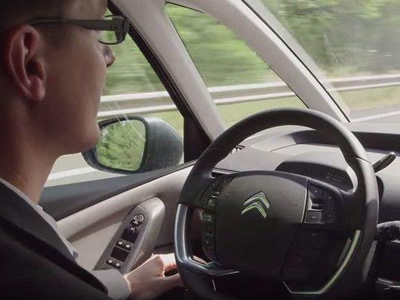 Une Citroën autonome c'est pour 2020