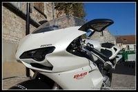 Les Ducati 1098 et 848 au rappel !!