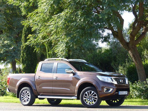 Essai vidéo - Nissan NP300 Navara : retour en force, et en souplesse