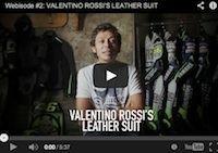 Dainese/ Rossi: dans la peau de Vale (vidéo)