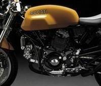Ducati 1000 Sport: Une coupe en Angleterre