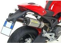 Arrow s'occupe de la Ducati monster 696