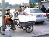 Un maire chinois dit : arrêtez d'acheter des autos