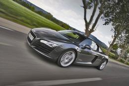 L'Audi R8 fait un tabac en France !