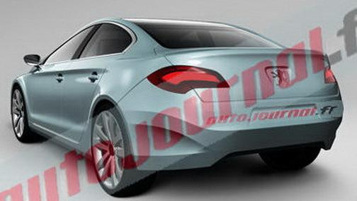 Future Peugeot 408 : est-ce-elle ?