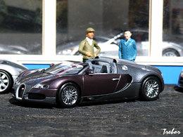 1/43ème - BUGATTI Veyron Grand-sport