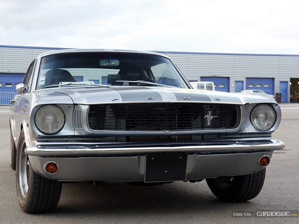 Photos du jour : Ford Mustang