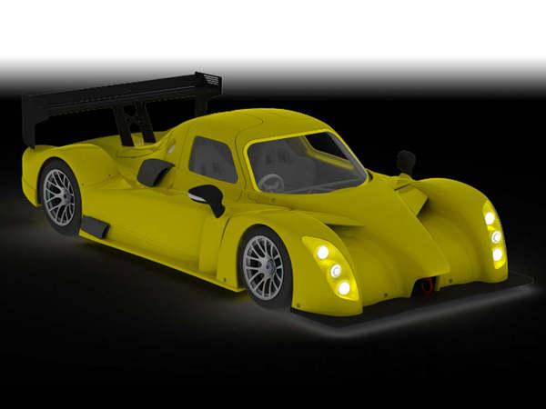 Nouvelle Radical RXC: elle sera présentée en janvier 2013