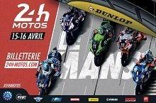 24h00 Motos: l'affiche 2017