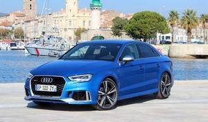 Audi RS3 : arrêt de la production, le cycle WLTP en cause