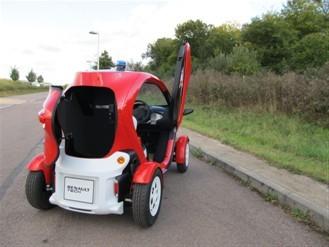 Renault Twizy: bientôt la version... utilitaire!