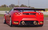 La Ferrari 430 GT à l'assaut du Nürburgring
