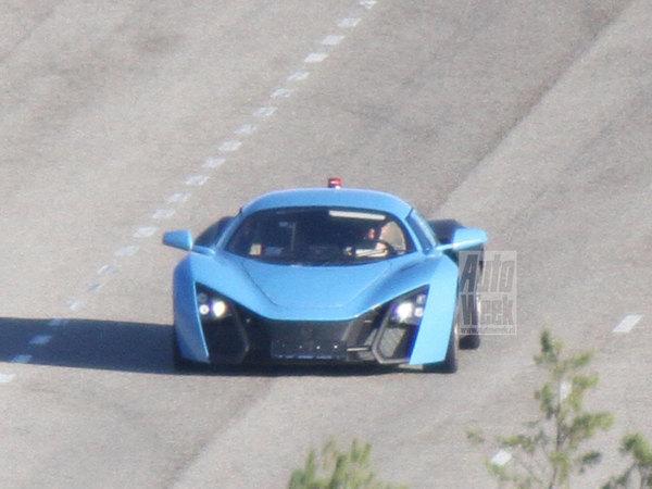 Marussia B2: elle arrivera début 2013