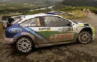 WRC: Rallye de Finlande: Etape 1: Duel !