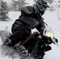 Vidéo : Juha Salminen en mode HVA snow