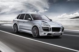 "Rinspeed ""X-treme"": le Porsche Cayenne qui glace"