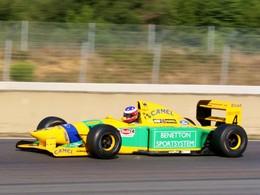 Une nouvelle série XL Formula pour les anciennes F1