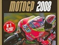 Idée cadeau : Livre d'or de la Moto GP 2008