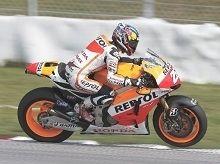 Moto GP - Test Sepang: Dani Pedrosa s'est montré intouchable