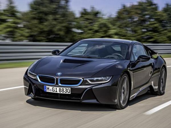 Future BMW i9: un coupé 4 portes basé sur l'i8