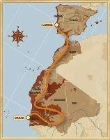 Dakar 2007 : la Spéciale au Lac Rose.