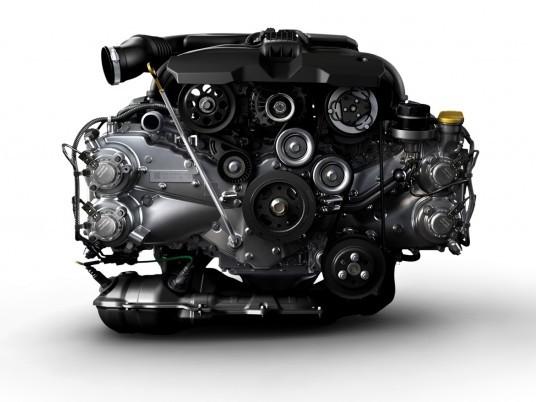 """Subaru présente une nouvelle génération de moteur """"boxer"""""""