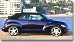 Chrysler PT Cruiser Cabriolet : Chrysler enlève le haut !