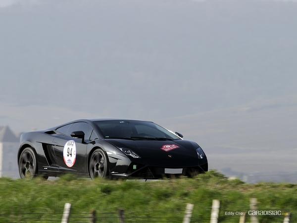 Photos du jour : Lamborghini Gallardo Nova (Rallye de Paris)